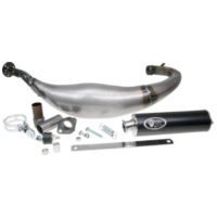 exhaust Turbo Kit Carreras 80 for Minarelli AM CARR10 für Beta RR Motard 50  2007