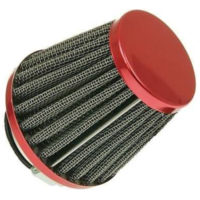 air filter Power 35mm carburetor connection red IP14183 für HM-Moto/Vent-Moto Derapage Competition 50  2014
