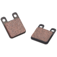 brake pads for Derbi, Gilera, Italjet, Peugeot IP34469 für Motorhispania Furia  50  1997-1999