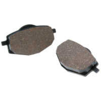 brake pads for Yamaha Cygnus 125, TZR, DT, TZR 50 MBK Flame, X-Power 125 IP34523 für MBK TZR XPower 50  2000-2002