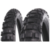 tire set Vee Rubber VRM-122 80/90-21 & 110/80-18 TT Enduro for Derbi Senda R, Aprilia RX, Beta RR KIT.T.39796
