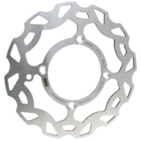 brake disc NG Wavy for Beta 50 RR Enduro, Motard (2012-) front NG1251X für Beta RR Motard Track 50  2017