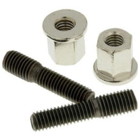exhaust stud bolt set Naraku incl. nuts - M6 x M7 NK101.92 für Beta RR Motard Alu 50  2006