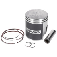 piston set Naraku 70cc for Minarelli AM NK102.69 für Beta RR Enduro Factory 50  2015-2016