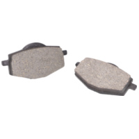 brake pads organic for Yamaha Cygnus, TZR, MBK Flame, X-Power VC19588 für MBK TZR XPower 50  2000-2002