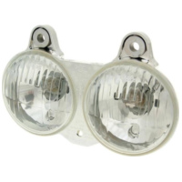 headlight for Derbi GPR (97-00), Replica, Paddock VC22504