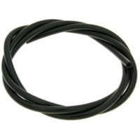 oil / vacuum hose CR black 1m - 2.5x5mm VC23315